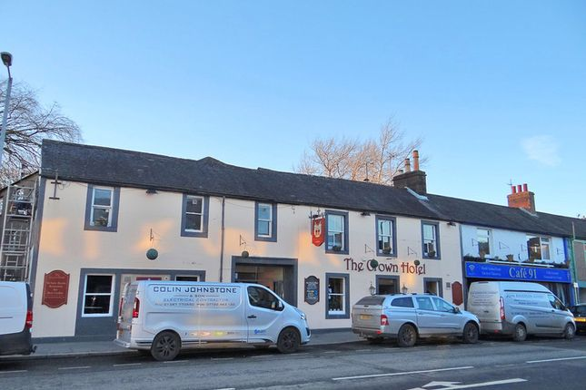 Thumbnail Leisure/hospitality to let in High Street, Lockerbie