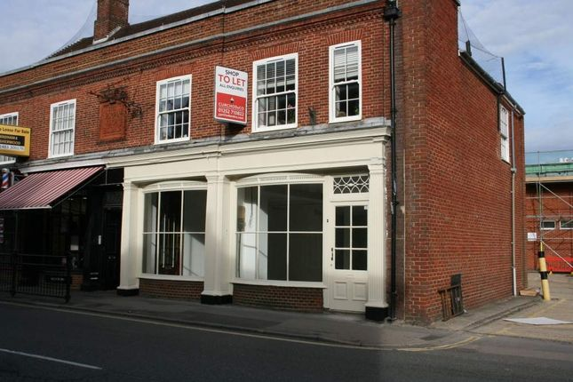 Thumbnail Retail premises to let in 6-8 South Street, Farnham