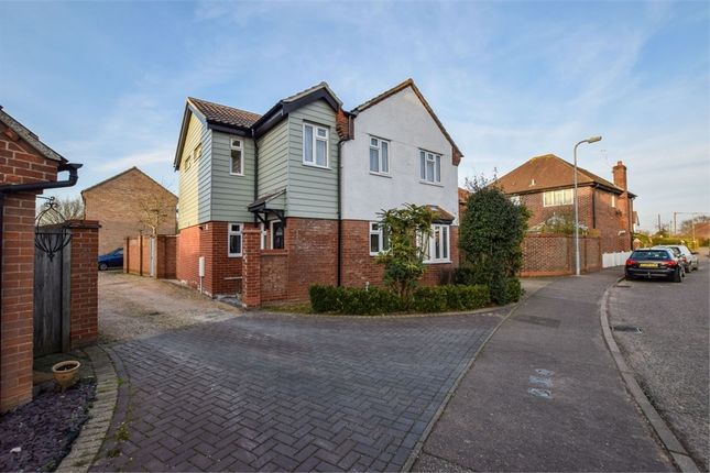 Thumbnail Detached house for sale in Dale Close, Stanway, Colchester, Essex