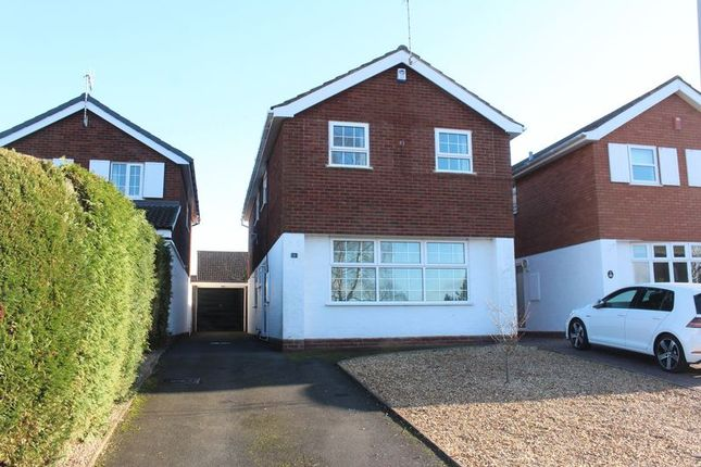 Thumbnail Detached house for sale in Milcote Way, Kingswinford