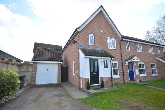 Thumbnail End terrace house for sale in Tortoiseshell Way, Braintree