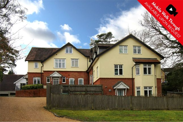 Thumbnail Flat for sale in Waverley Drive, Camberley, Surrey