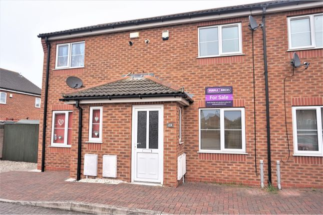 Thumbnail Terraced house for sale in Boulevard Avenue, Grimsby