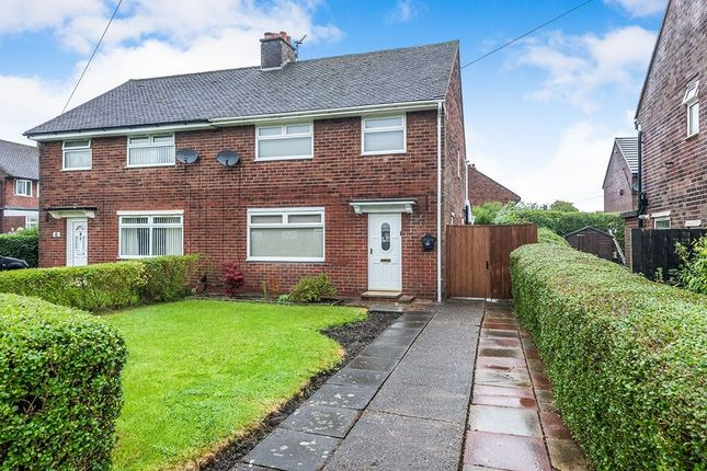 Thumbnail Semi-detached house to rent in Sycamore Drive, Penwortham, Preston