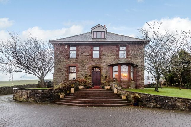 Thumbnail Detached house for sale in Low Moresby, Whitehaven, Cumbria