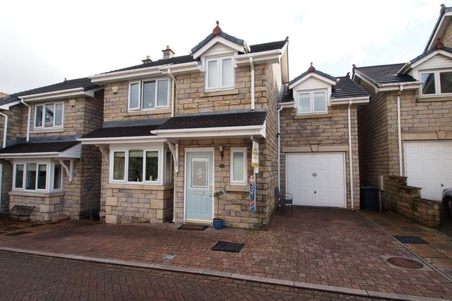 Thumbnail Detached house for sale in Hutton Gardens, Warton, Carnforth