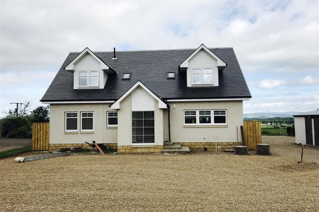 Thumbnail Detached house for sale in New House At Saucher, Kinrossie, Perth