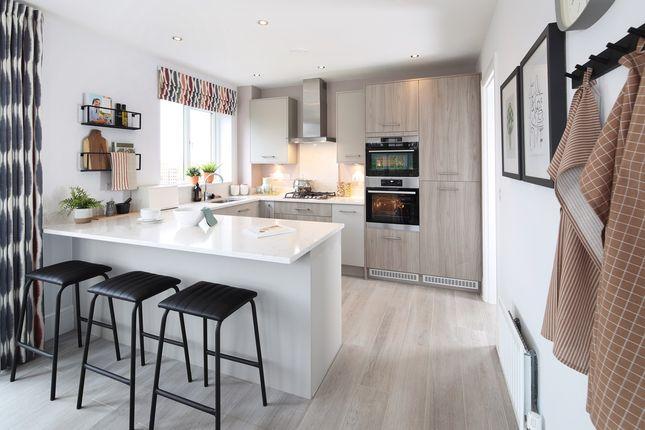 "3 bed end terrace house for sale in ""Amberley End"" at Southfleet Road, Ebbsfleet DA10"