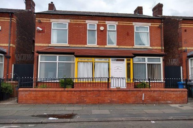 Thumbnail Room to rent in Gerald Road, Salford