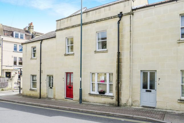 Thumbnail Terraced house for sale in St. Saviours Road, Larkhall, Bath