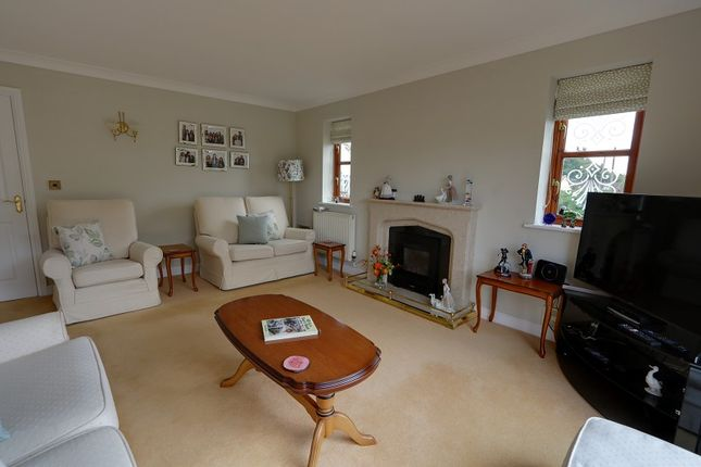 Sitting Room of Oldcroft, Lydney, Gloucestershire. GL15
