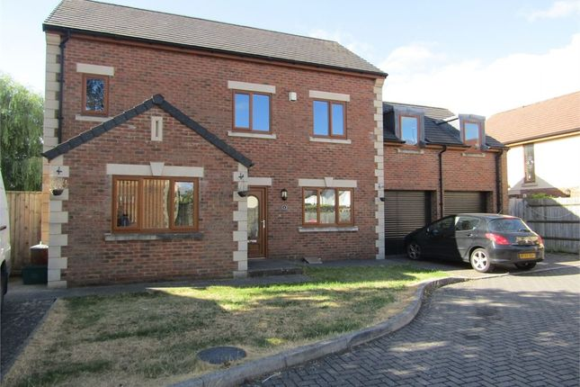 Thumbnail Detached house to rent in Little Thatch Close, Whitchurch, Bristol