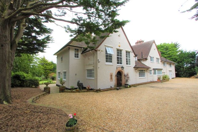 Thumbnail Detached house for sale in Croft Drive West, Caldy