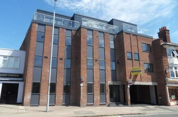 Thumbnail Flat to rent in 29 London Road, Oadby