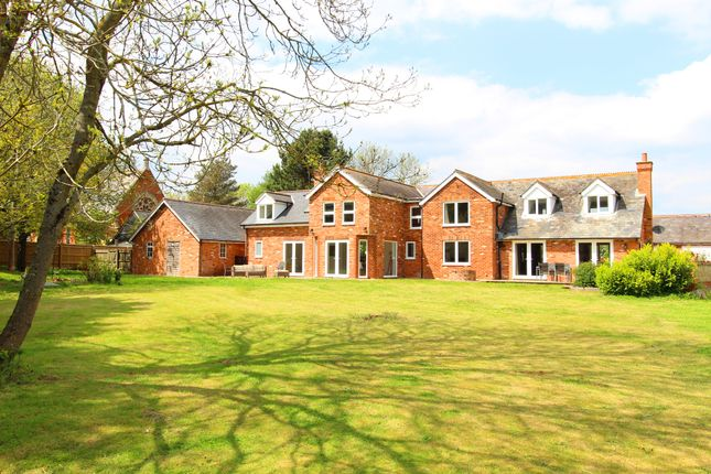 Thumbnail Detached house for sale in Everton Road, The Heath, Gamlingay
