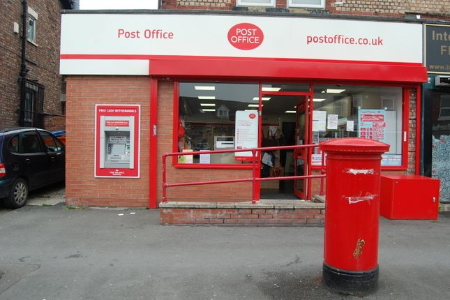 Thumbnail Retail premises for sale in 382 Palatine Road, Manchester