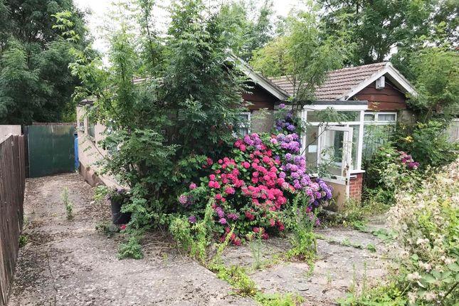 Thumbnail 3 bed detached bungalow for sale in Little Sadlers, 22 Blacksmiths Lane, Orpington, Kent