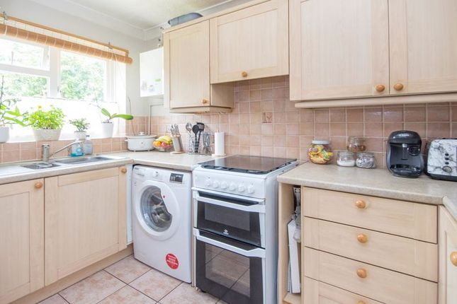 Kitchen of Wetherby Court, Totton, Southampton SO40