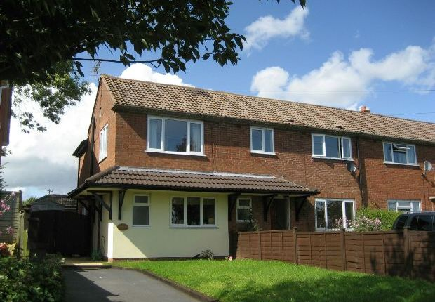 Thumbnail End terrace house to rent in Fromes Hill, Ledbury
