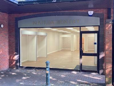 Thumbnail Retail premises to let in Unit 5, The Delph Centre, Market Street, Swadlincote, Derbyshire