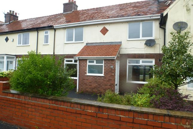 Thumbnail Terraced house to rent in Fleet Street, St. Annes, Lytham St. Annes