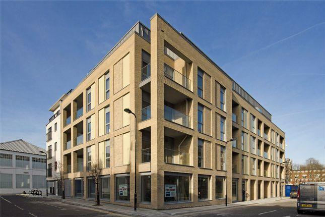 Sawmill Studios, 19 Parr Street, London N1, 2 bedroom flat for sale