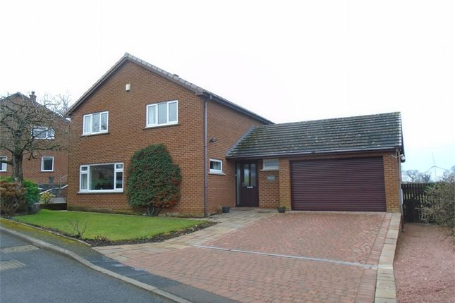 Thumbnail Detached house for sale in Evening Hill, Thursby, Carlisle, Cumbria