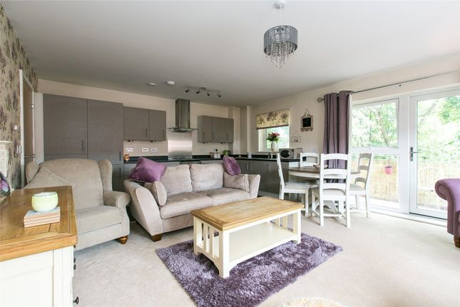 Thumbnail Flat for sale in Bluebell Court, Sovereign Way, Tonbridge, Kent