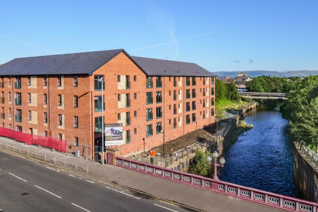 Thumbnail Flat for sale in 0/1 2, Christie Lane, Paisley, Renfrewshire