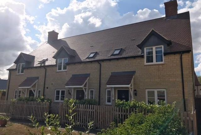 Thumbnail Terraced house to rent in Spring Meadow, Witney