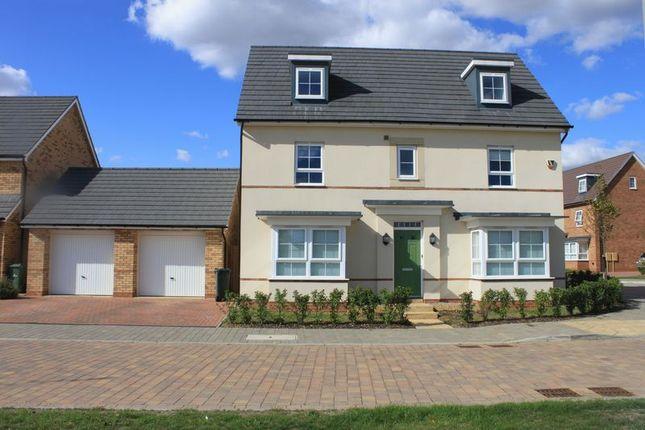 Thumbnail Property for sale in Mauretania Way, Brooklands, Milton Keynes