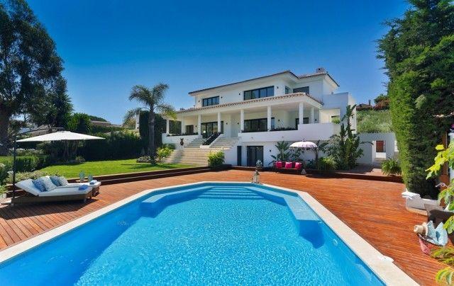 6 bed villa for sale in Spain, Málaga, Marbella, Nueva Andalucía