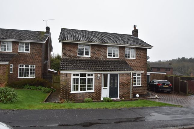 Thumbnail Detached house to rent in Prince Of Wales Close, Waterlooville