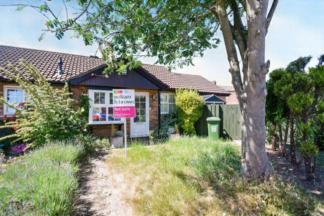 Thumbnail Semi-detached bungalow for sale in Roman Wharf, Lincoln