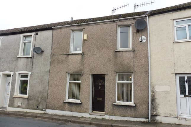 Thumbnail Terraced house for sale in Bwllfa Road, Aberdare