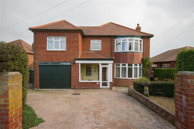 Thumbnail Detached house for sale in The Meadows, Berwick-Upon-Tweed, Northumberland
