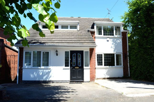 Thumbnail Detached house for sale in Linden Drive, Evington, Leicester