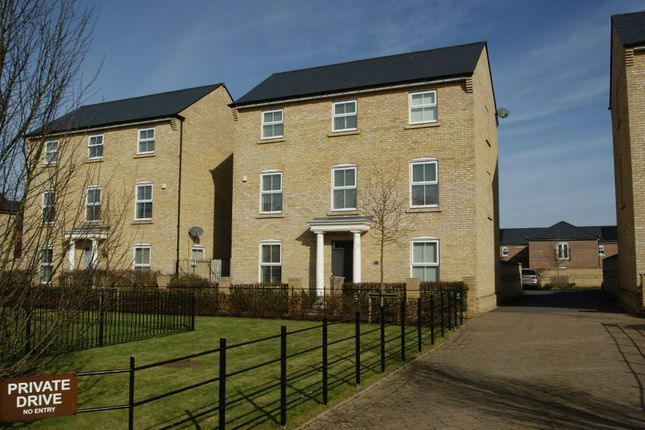 Thumbnail Detached house for sale in Reeve Road, Stansted