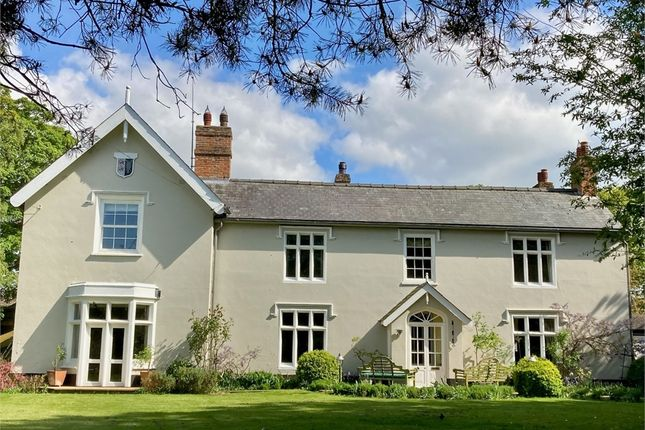 Thumbnail Detached house for sale in The Green, North Wootton, King's Lynn, Norfolk