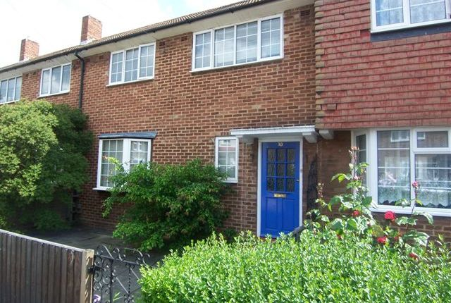 Thumbnail Terraced house for sale in Sydney Road, Raynes Park