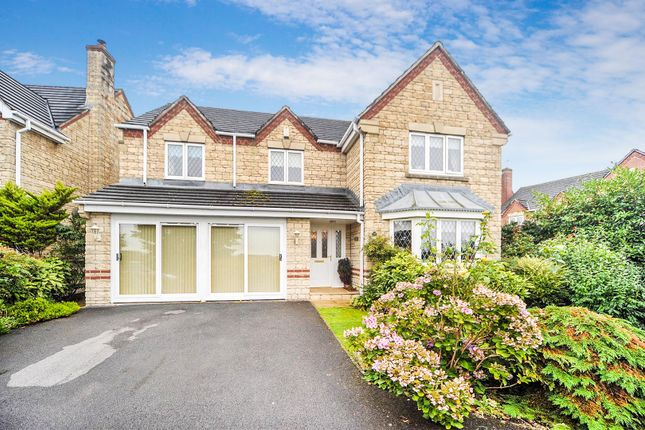 Thumbnail Detached house for sale in Bolts Croft, Chippenham