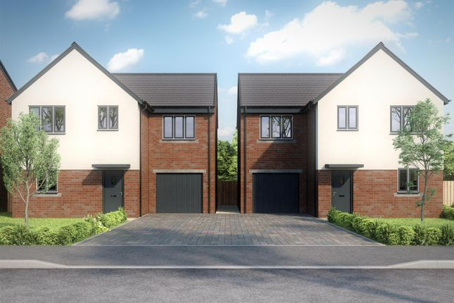 Thumbnail Detached house for sale in Golden Meadows, Hartlepool