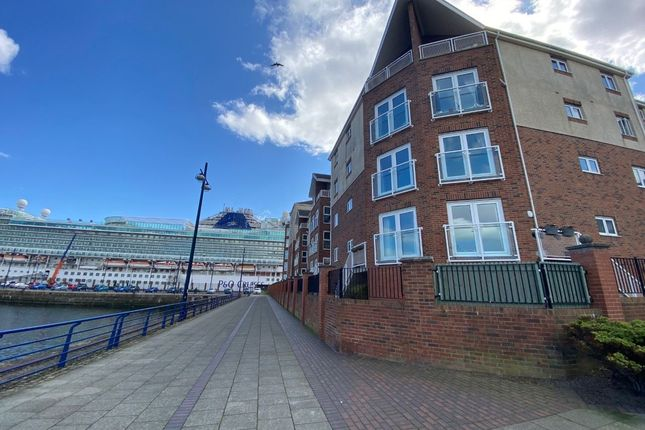 1 bed flat for sale in Commissioners Wharf, North Shields NE29