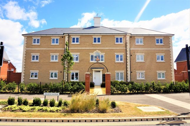 Thumbnail Flat for sale in Wildeve Avenue, Colchester