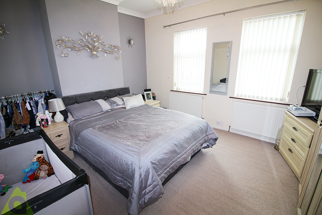 Master Bedroom of Atherton Road, Hindley, Wigan WN2