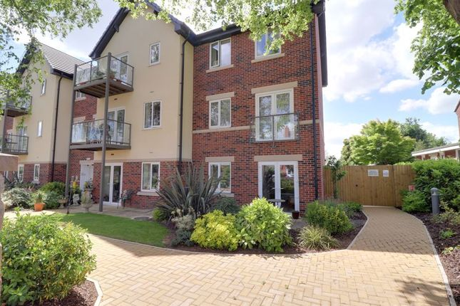 Thumbnail Flat for sale in Brooklands House, Eccleshall Road, Stafford