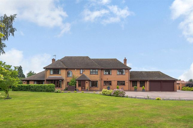 Thumbnail Detached house for sale in Station Road, Swinderby, Lincoln