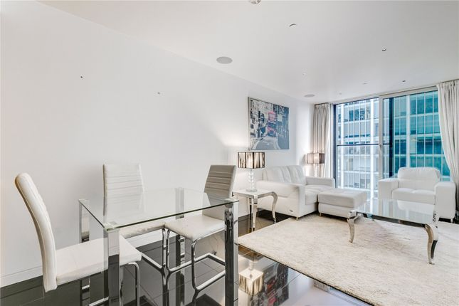 Living/Dining of Moor Lane, London EC2Y