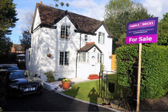 Thumbnail Detached house for sale in Spring Terrace, The Rock Telford