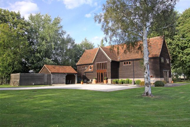 Thumbnail Detached house for sale in Whitwell, Whitwell, Hertfordshire